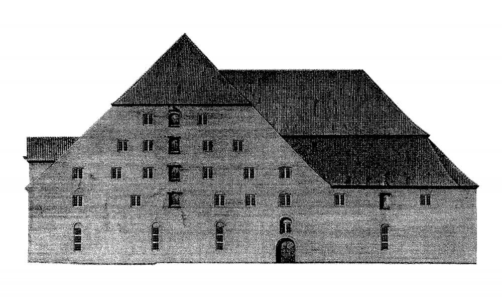 1. Præmie - Christian den IV´s Bryghus