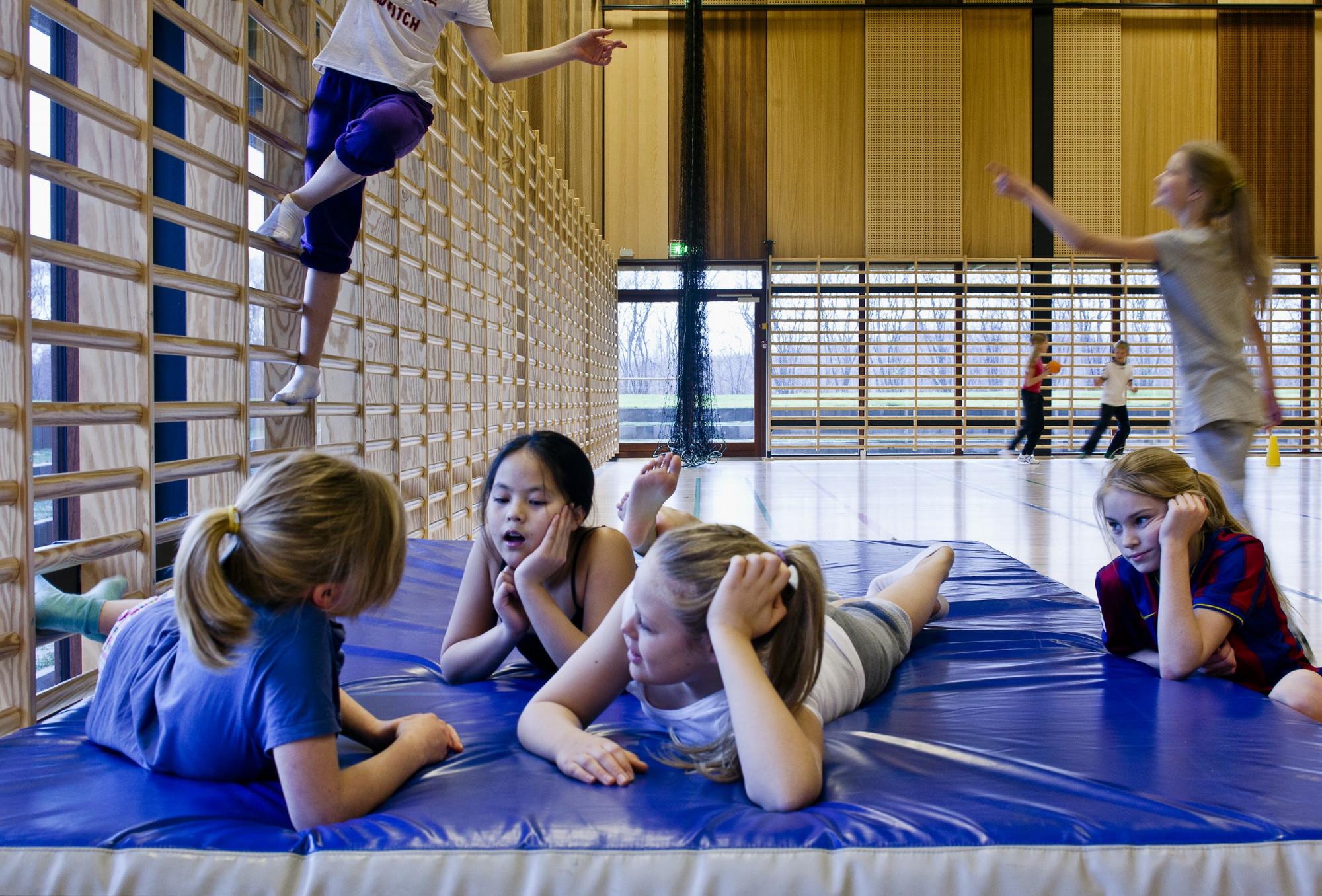 Rungsted Skole ny Sportshal